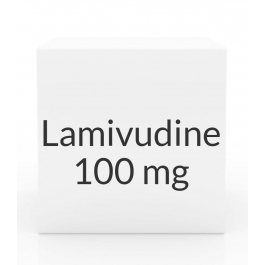 Lamivudine 100mg Tablets