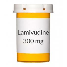 Lamivudine 300mg Tablets