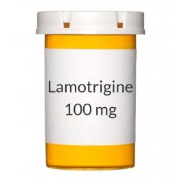 Lamotrigine 100 mg Tablets