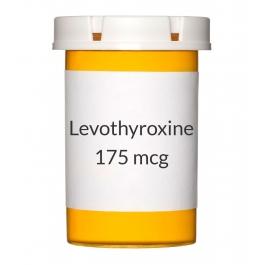Levothyroxine (Synthroid, Levoxyl) 175mcg Tablets