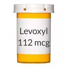 Levoxyl 112mcg Tablets