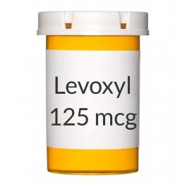 Levoxyl 125mcg Tablets