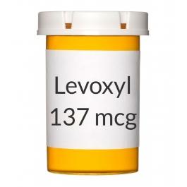 Levoxyl 137mcg Tablets
