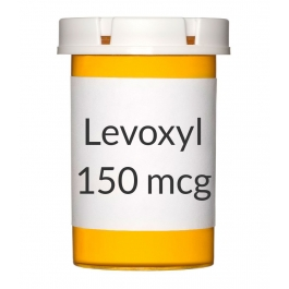 Levoxyl 150 mcg Tablets