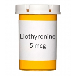 Liothyronine 5mcg Tablets
