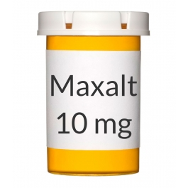 Maxalt 10mg Tablets