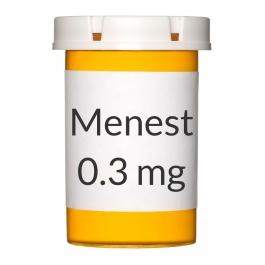 Menest 0.3mg Tablets