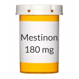 Mestinon 180mg Tablets