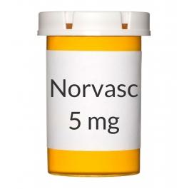 Norvasc 5mg Tablets