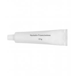 Nystatin-Triamcinolone 100,000U-0.1% Cream (15g Tube)