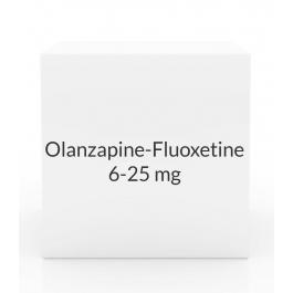 Olanzapine-Fluoxetine 6-25mg Capsules