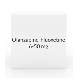 Olanzapine-Fluoxetine 6-50mg Capsules