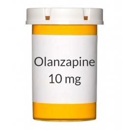 Olanzapine 10 mg Tablets (Generic Zyprexa)
