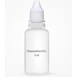 Olopatadine HCL  0.1% Eye Drops (5ml Bottle)