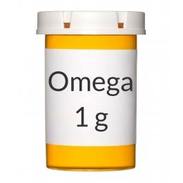 Omega-3 Acid Ethyl Esters 1gm Gelcaps