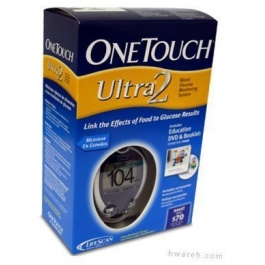 OneTouch Ultra2 Diabetes Blood Glucose Monitoring System