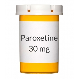 Paroxetine 30mg Tablets