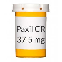Paxil CR 37.5mg Tablets