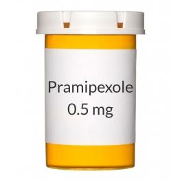 Pramipexole 0.5mg Tablets