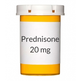 Prednisone 20mg Tablets
