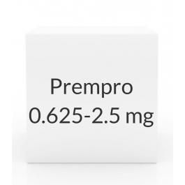 Prempro 0.625-2.5mg Tablets - 28 Tablet Pack