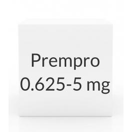 Prempro 0.625-5mg Tablets - 28 Tablet Pack