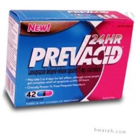 Prevacid 24 Hour - 42 Capsule Box