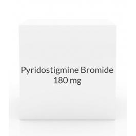 Pyridostigmine Bromide 180mg Tablets (30 Count Bottle)