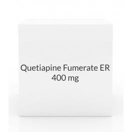 Quetiapine Fumerate ER 400mg Tablets(Generic Seroquel)