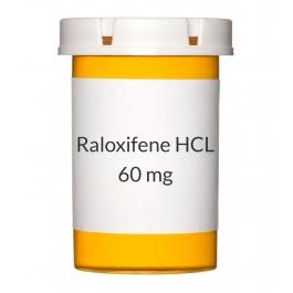 Raloxifene HCL  60mg Tablets