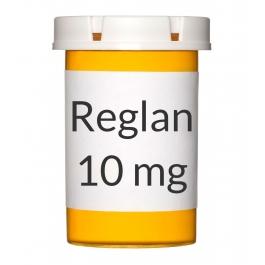 Reglan 10 mg Tablets
