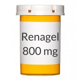Renagel 800mg Tablets