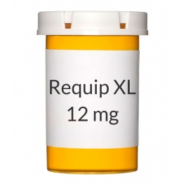 Requip XL 12mg Tablets