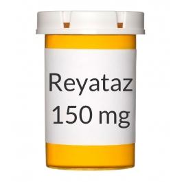 Reyataz (Atazanavir) 150mg Capsules - 60 Count Bottle
