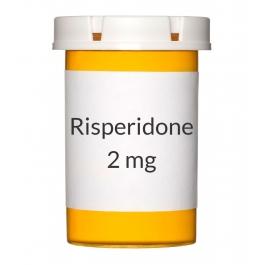 Risperidone 2mg Tablets