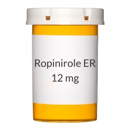 Ropinirole ER 12mg Tablets (Generic Requip XL)