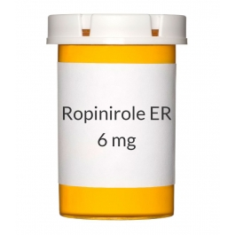 Ropinirole ER 6mg Tablets (Generic Requip XL)
