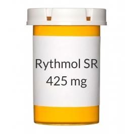 Rythmol SR 425mg Capsules