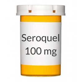 Seroquel 100mg Tablets