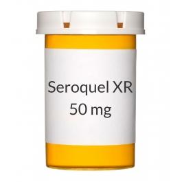 Seroquel XR 50mg Tablets