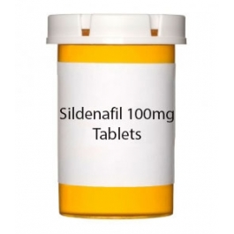 Sildenafil 100mg Tablets