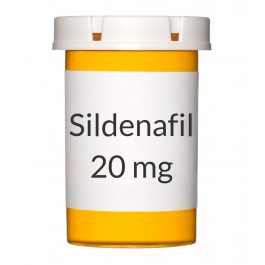 Sildenafil 20mg Tablets