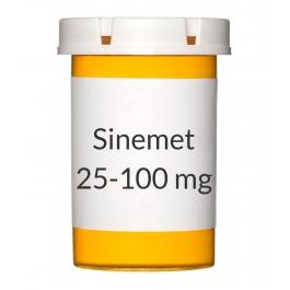 Sinemet 25-100mg Tablets
