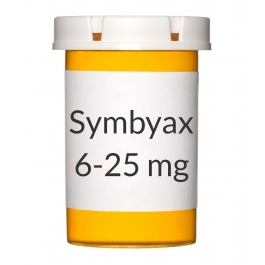 Symbyax 6-25 mg Capsules