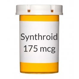 Synthroid (Levothyroxine) 175mcg Tablets