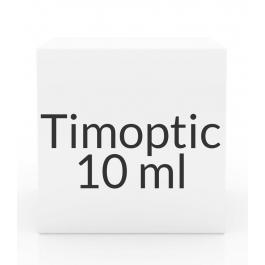 Timoptic (Timolol Maleate) 0.5% Ophthalmic Solution- 10ml