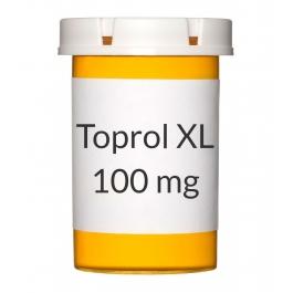 Toprol XL 100mg Tablets