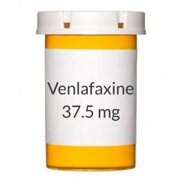 Venlafaxine 37.5mg Tablets