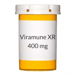Viramune XR 400mg Tablets - 30 Count Bottle