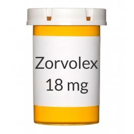 Zorvolex 18mg Capsules